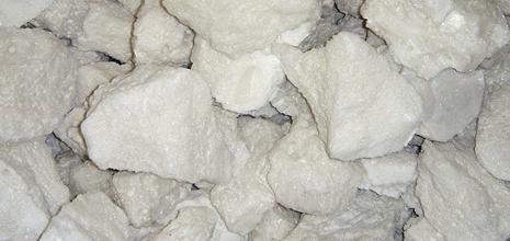alumina lumps