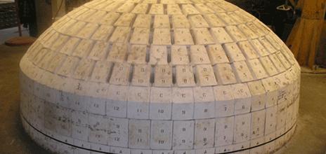 Secondary Reformer Dome